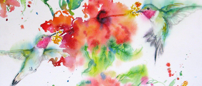 Hummingbird Class Blog